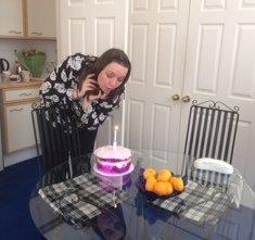 Marlene's birthday